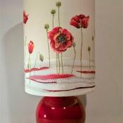 P-Grisard-luminaire-collage-de-soie-lin-coton-lin-dentelle-peint-