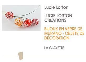 Lucie Lorton - Lucie Lorton Créations - La Clayette