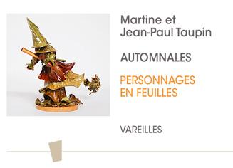 Martine et Jean-Paul Taupin