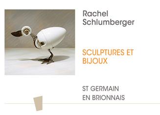 Rachel Schlumberger - Sculptures et bijoux - Saint-Germain-en-Brionnais